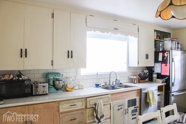 diy subway tile backsplash 21
