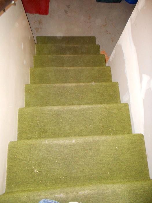 Removing Stair Varnish