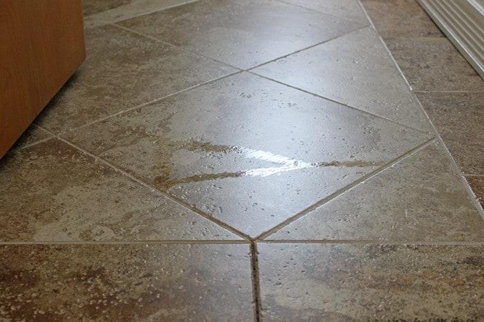Tile after Glue