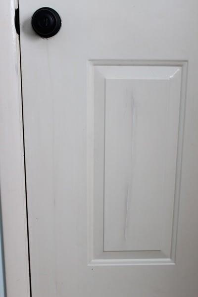 Livingroom Door Before 2