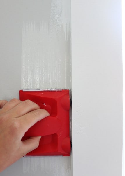 Painting edger