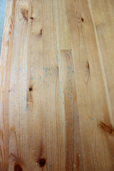 DIY Kitchen Table Top