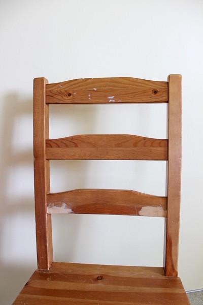 Fix Kitchen Chair