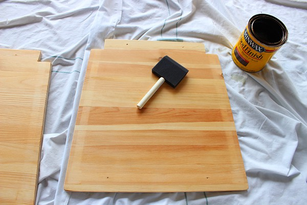Prep For Stain