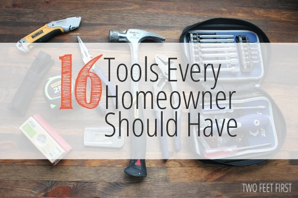 tools every homoowner should have