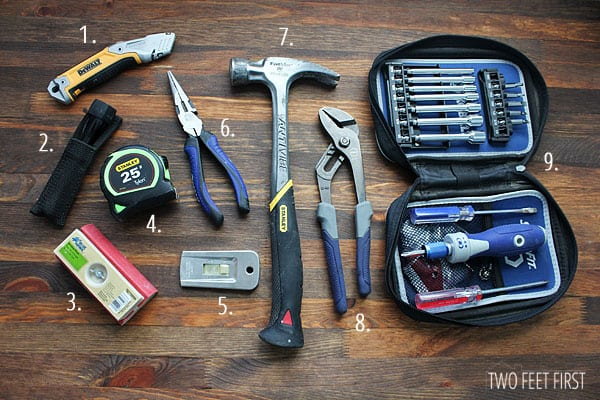 #16 Tools every Homeowner should have