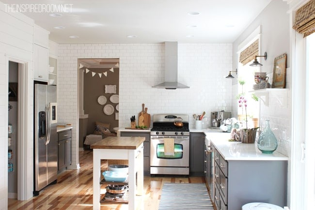 grey-and-white-kitchen-makeover-with-white-subway-tile-and-grey-lower-cabinets1