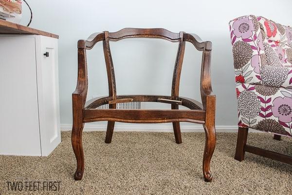 transform barrel chair