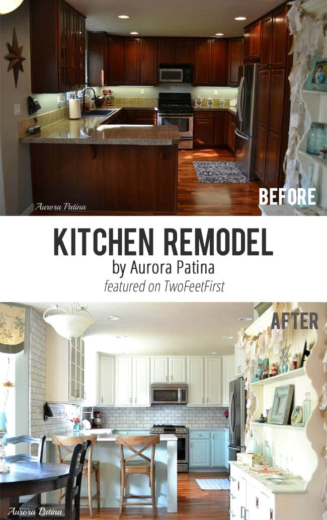 Remodel Love Kitchen Remodel By Aurora Patina