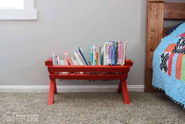DIY kid book storage-20