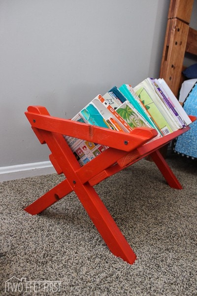 DIY kid book storage-22
