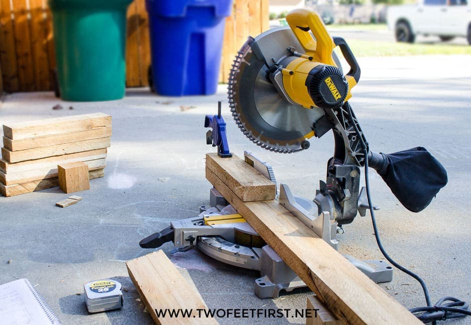 Are you using the right saw blade for that project?