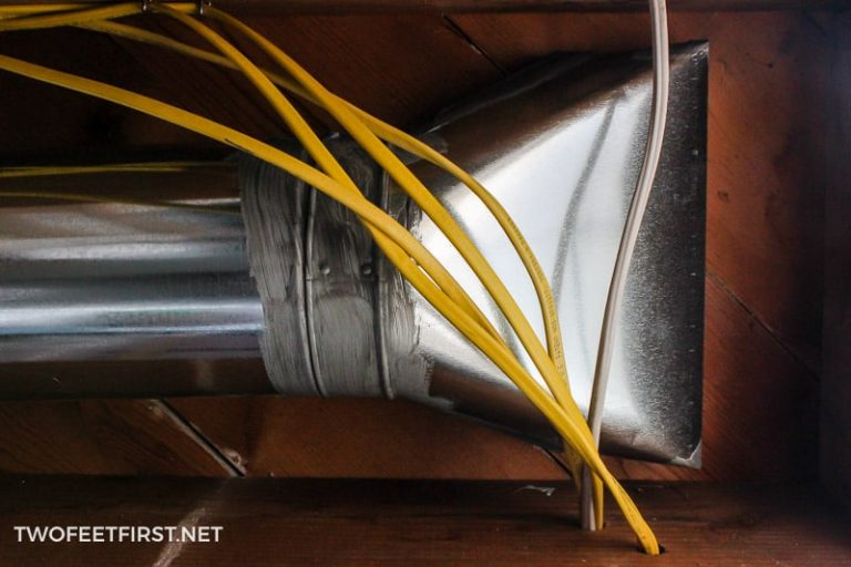 Install an Air Duct to a Room