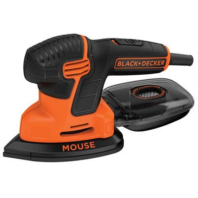 Black+Decker Detail Sander