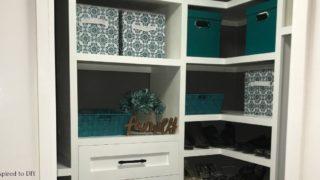 DIY Closet Organizer | Built-In Closet Organization