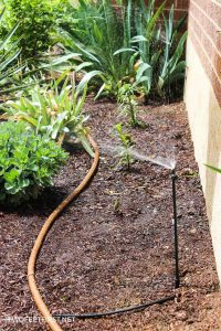 how to build a drip irrigation system