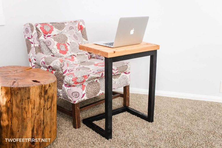 DIY Laptop Sofa Table: A Great Gift Idea