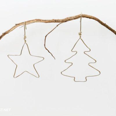 make wire ornaments