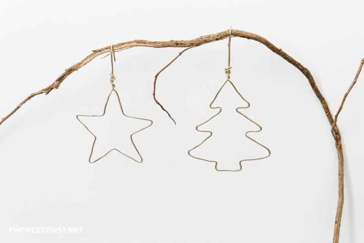 DIY Wire Ornament
