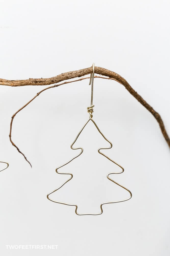 custom wire ornaments