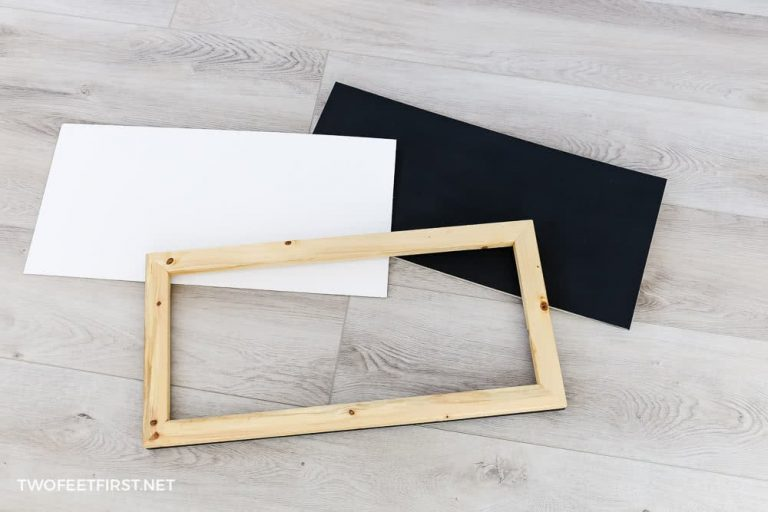 Build An Easy Changeable Frame for Signs: A Fantastic Gift Idea