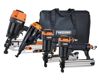 Freeman Combo Nailer Kit