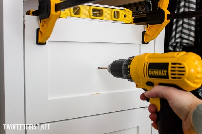 How to Build Quick and Easy Shaker Drawer Fronts | DIY tutorial