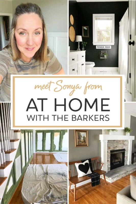 At Home with the Barkers blog