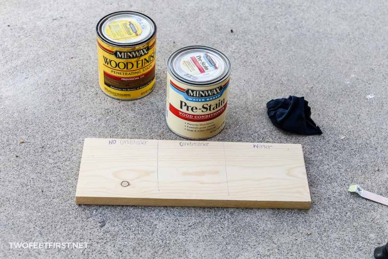 Do you really need a wood conditioner before staining?
