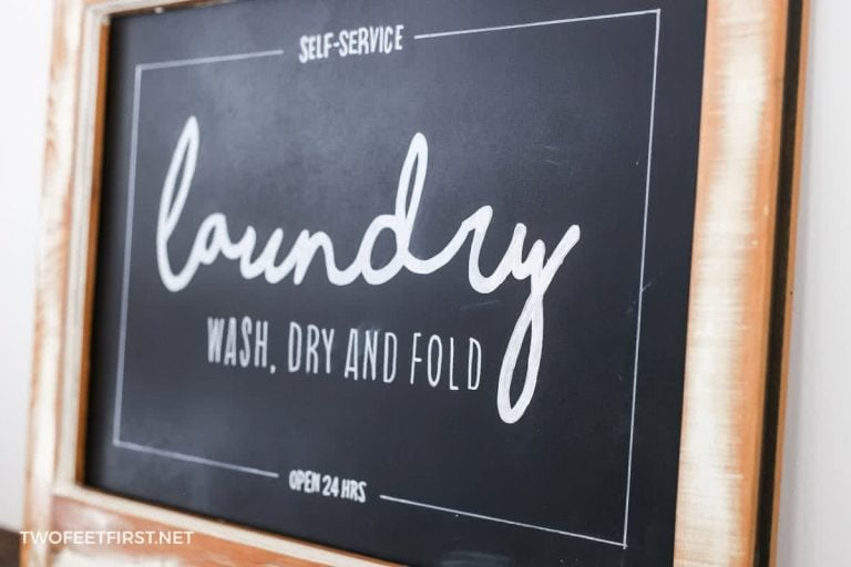 4 Different Ways to DIY Chalkboard Lettering