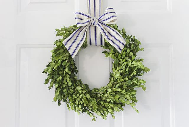 boxwood-wreath