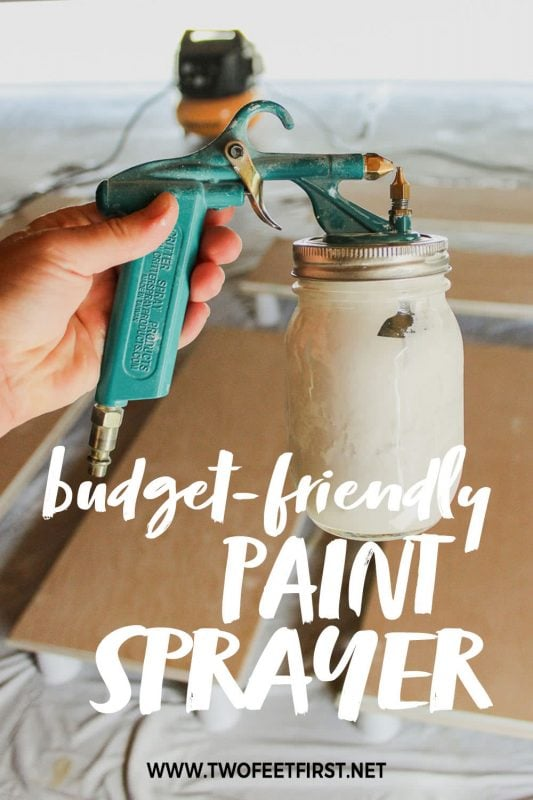 budget-friendly paint sprayer