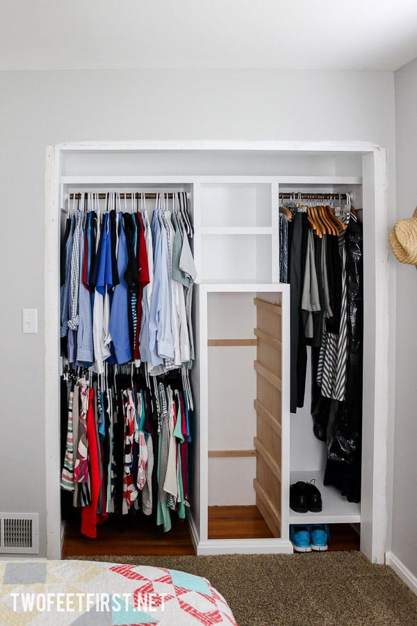 Build a Closet System – Part 3