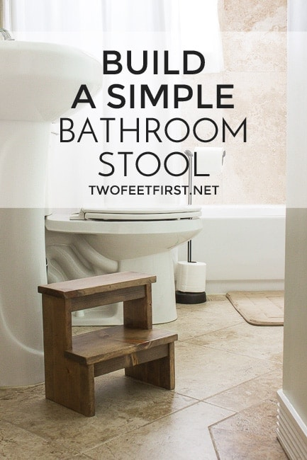 build a simple stool