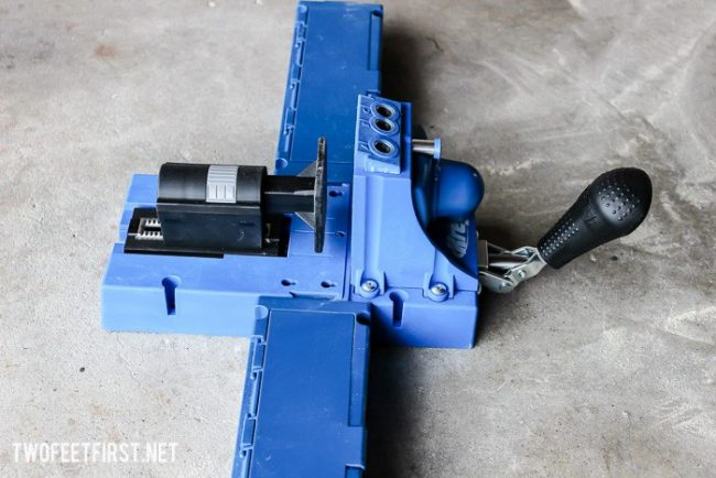 How to use a Kreg Jig K5 and why you need one if you plan on DIYing