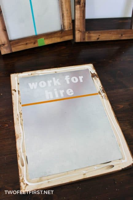 create work for hire chore chart