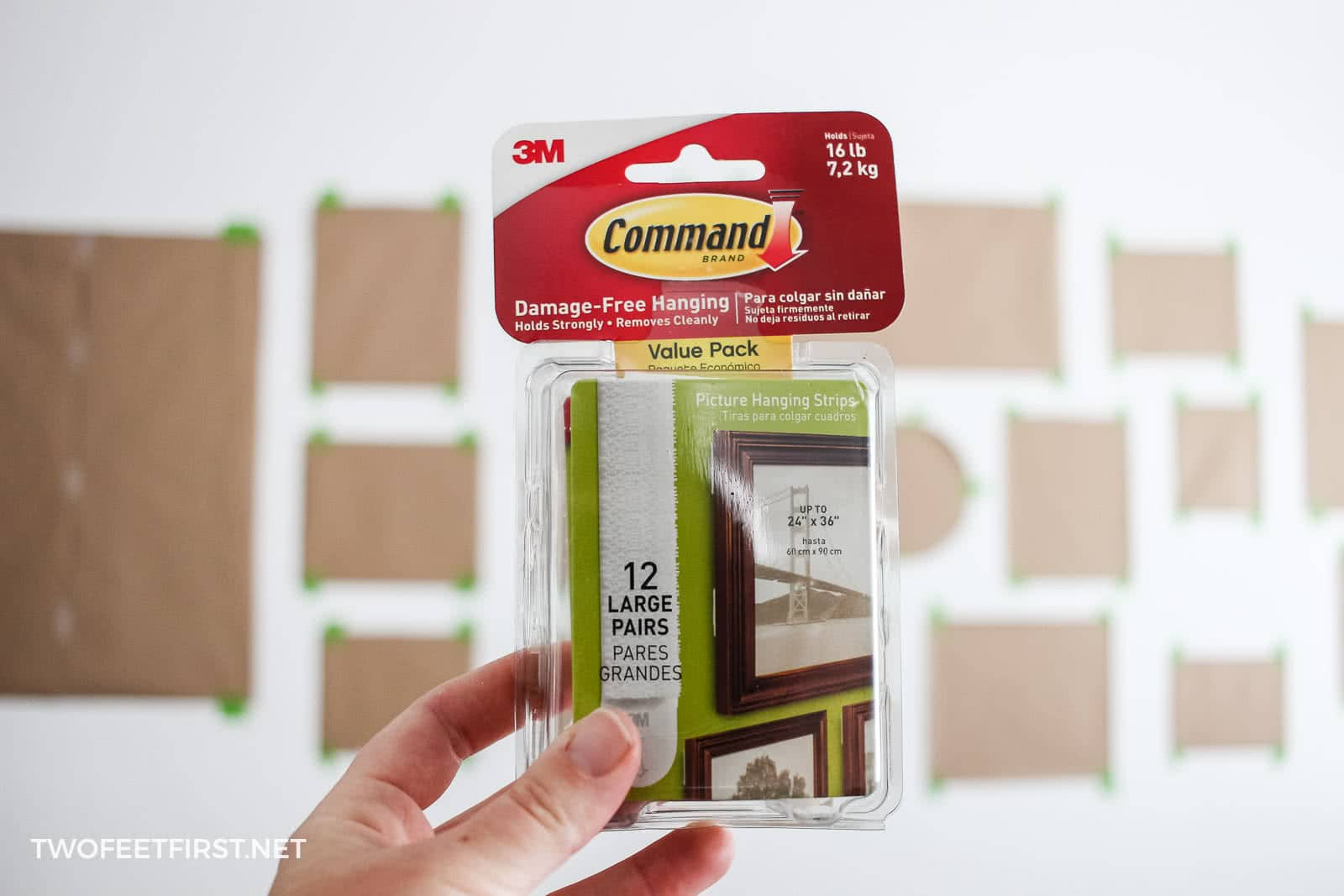 3m picture command strips