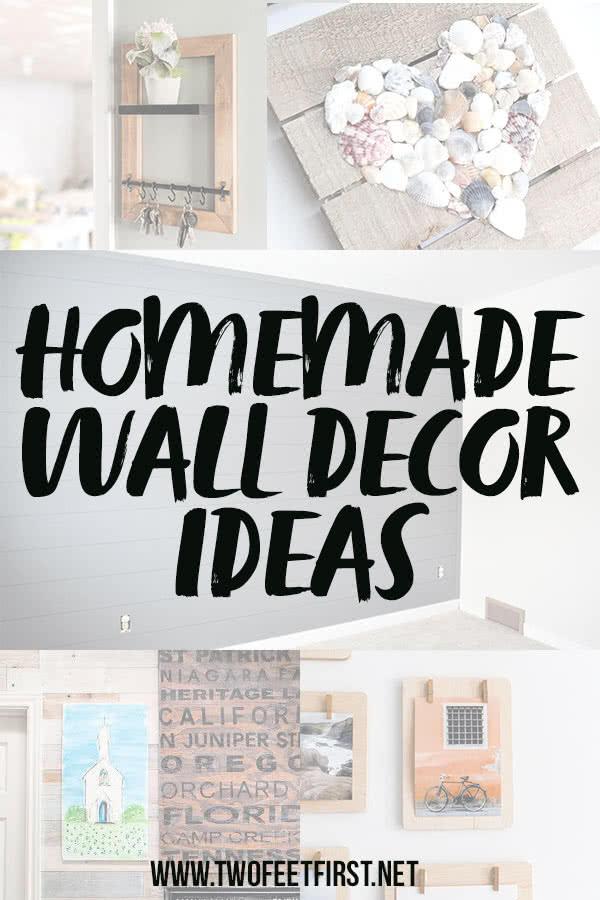 #8 Homemade Wall Decor Ideas for Your Home