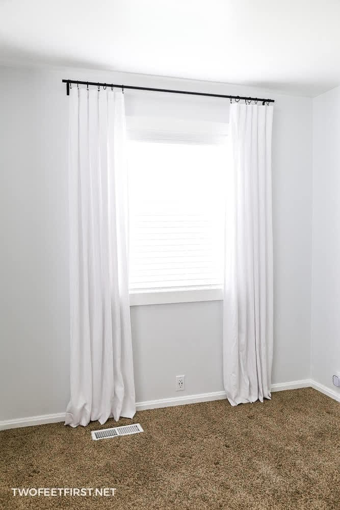How To Hang Curtains Like A Pro,Exterior House Paint Trends 2020