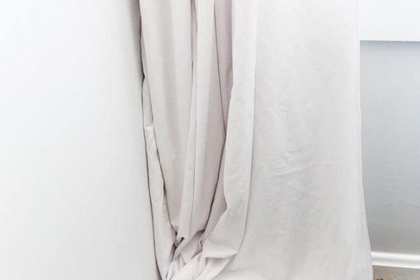 hem curtains length
