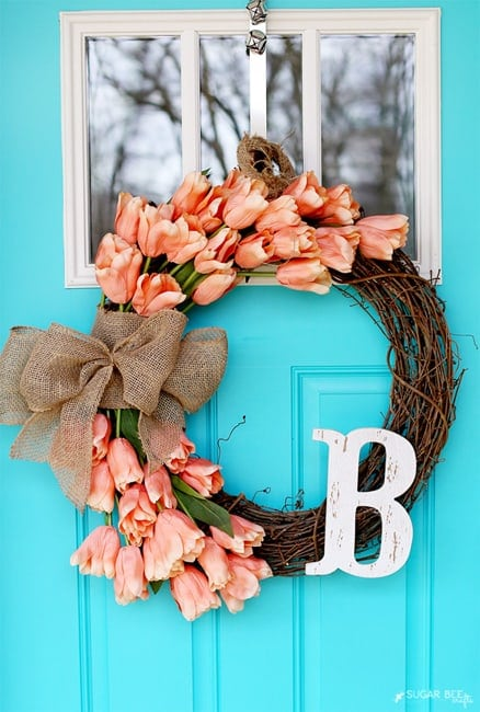 make-your-own-spring-wreath