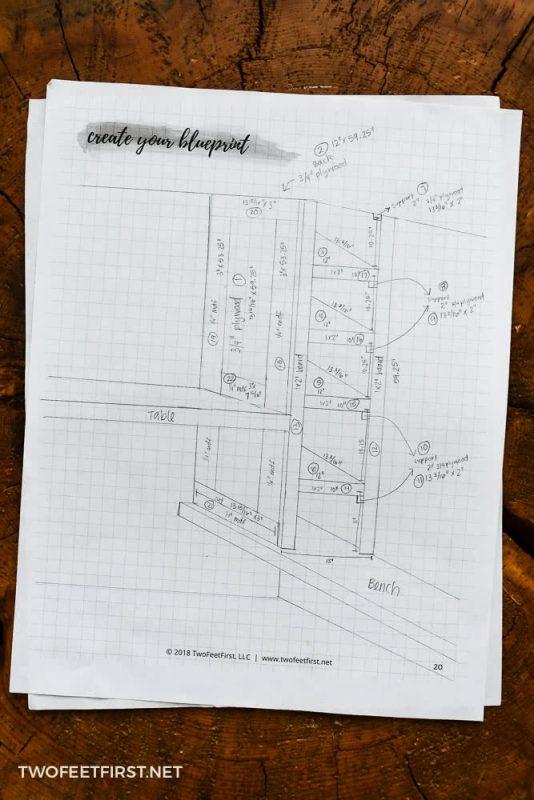 plans for mudroom storage