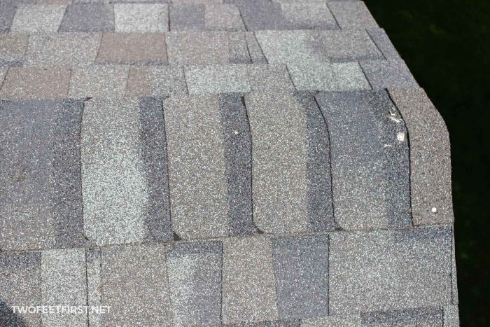 add new shingles to roof