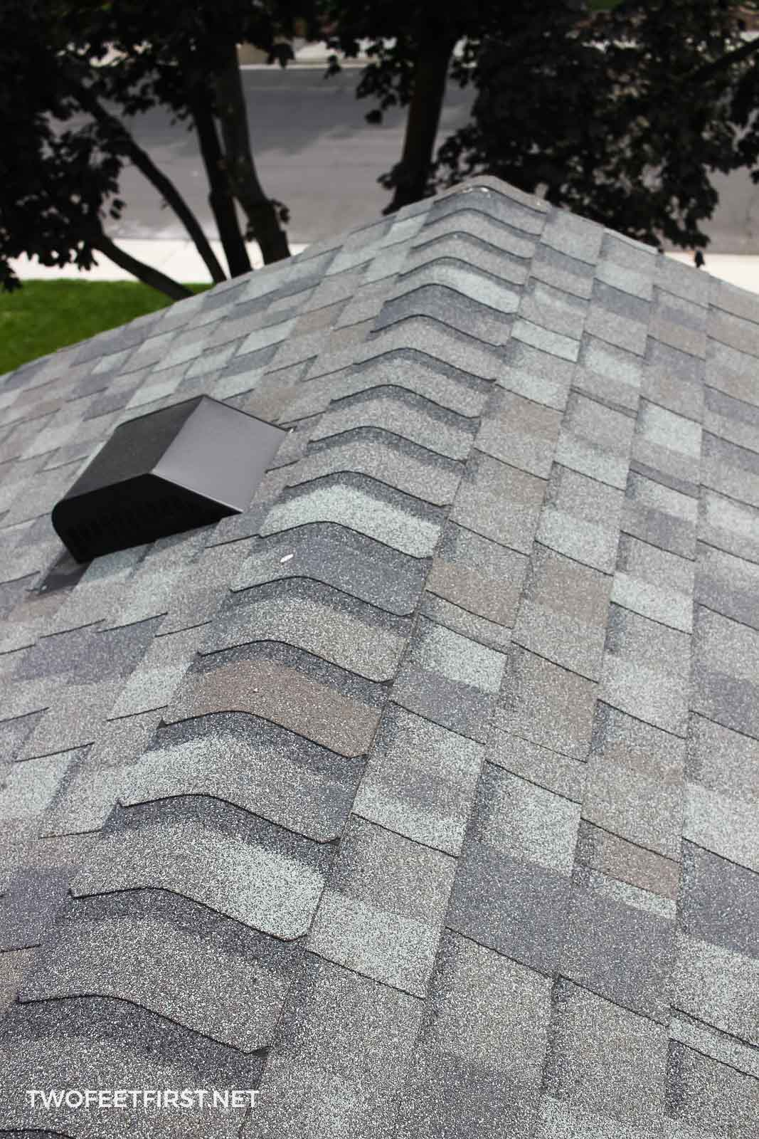 how to reshingle roof