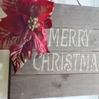 How To Make a Simple Wood Christmas Sign Using The Dremel Stylo+