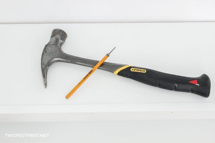 hammer and pin