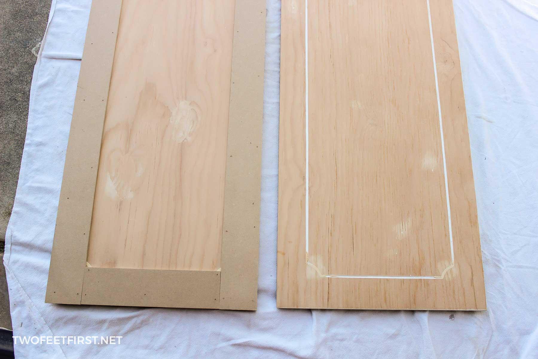 Updated Kitchen Cabinet Door