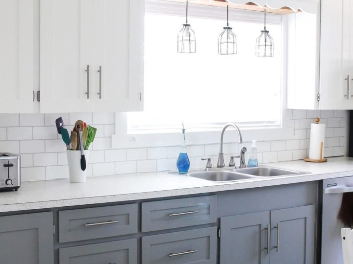 Update Kitchen Cabinets Without, How To Make Flat Cabinet Doors Look Better