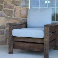 DIY Outdoor Chairs for Porch
